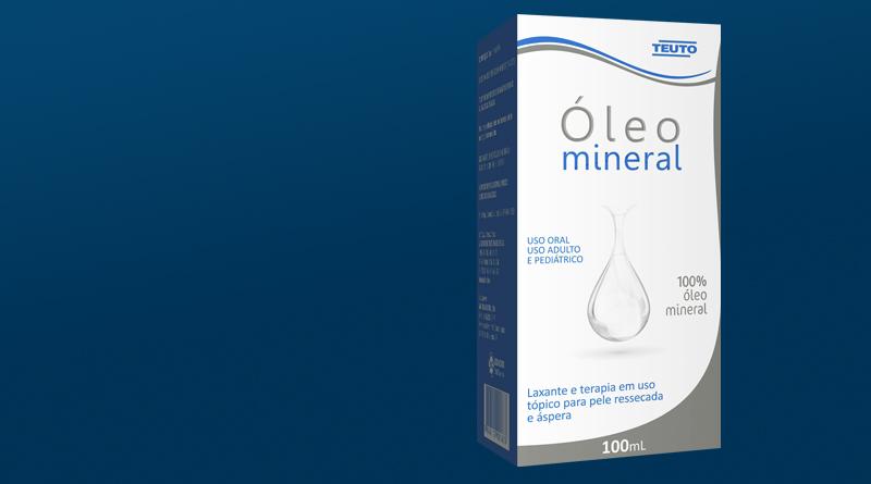 Óleo Mineral Teuto