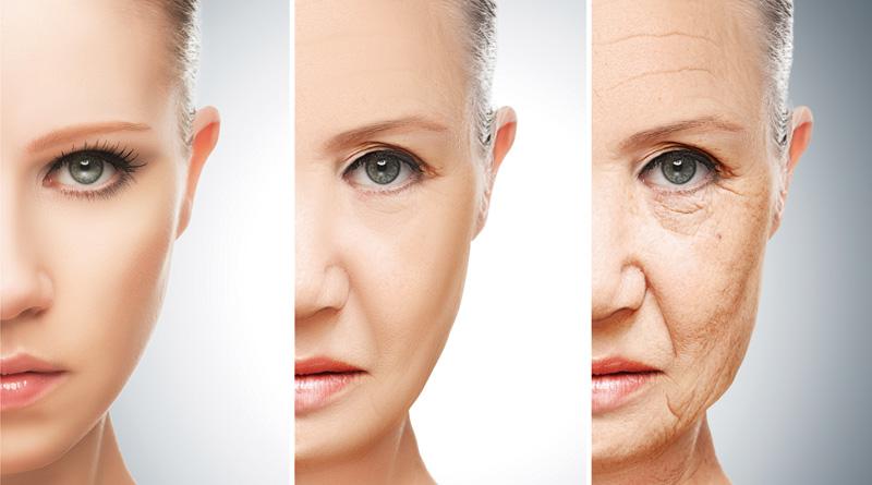 Fotoenvelhecimento ou envelhecimento