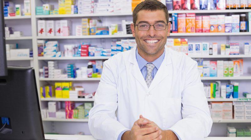 Profissão farmacêutico