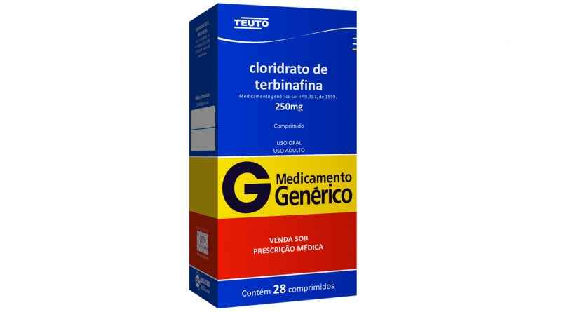 Cloridrato de Terbinafina