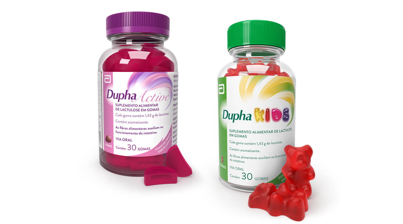Dupha Kids e Dupha Active