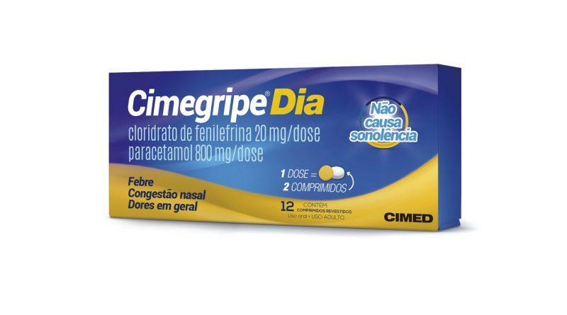 Cimegripe Dia