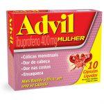 Advil Mulher (GSK Consumer Healthcare)