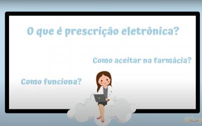 O que é prescrição eletrônica?