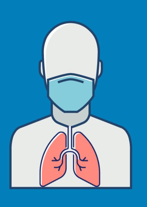 asma covid